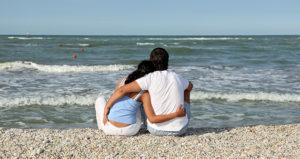 tengerparti nyaralás